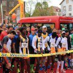 Morgen geht's los: Globus-Marathon 2017 in St. Wendel