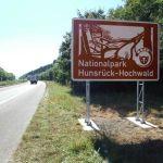 Wanderung im Nationalpark mit Barbara Hendricks und Reinhold Jost