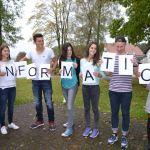 350 Schülerinnen und Schüler für Ausbildung im Ausland sensibilisiert