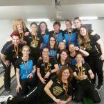Oberthaler Frauen sind Deutscher Meister in Kegeln