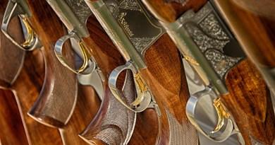 Sicherstellung von Munition und Schusswaffen in Oberthal
