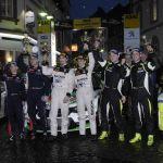 Auftakt in die Rallyesaison 2017: Kreim fährt erneut den Sieg in St. Wendel ein