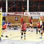 Volleyball-Regionalliga Südwest der Frauen: SSC Freisen Mädels mit ganz wichtigem Dreier in Groß Karben