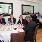 Michael Krämer beim St. Wendeler Businesslunch über Mitarbeiterbindung und – gewinnung