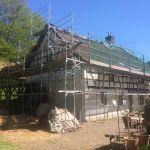 Theley: Reetdach der Johann-Adams-Mühle wird erneuert