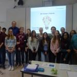 """Vortrag der """"Studienstiftung Saar"""" an der GemS St. Wendel"""