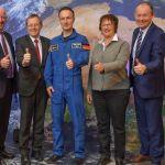 Astronaut Matthias Maurer aus Oberthal kommt ins Saarland