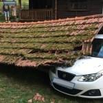 Urexweiler: Dach bricht bei Grillparty zusammen