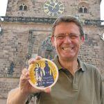 St. Wendel: Wendelinusbierdeckel zur Jubiläumswallfahrt