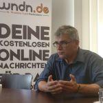 St. Wendel: Bundestagsabgeordneter Christian Petry zu Gast in der wndn.de Redaktion