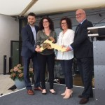 Seezeitlodge am Bostalsee ist nun offiziell eröffnet