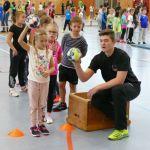 Theley: 3.IKK Aktionstag Handball