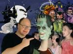 Große Halloween-Party für Kids im Saalbau