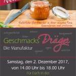 """Marpingen: Neueröffnung """"Geschmacksdräger – Die Manufaktur"""""""