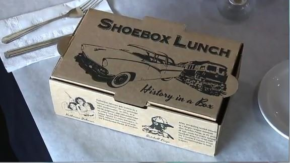 Michigan Restaurant Sells Shoe Box Lunches For Black