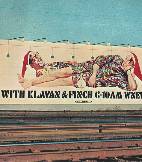 Klavan & Finch Billboard