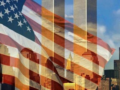new york american flag 9-11