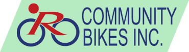 r community bikes logo