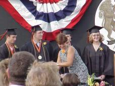 Graduation (June of 2003)19
