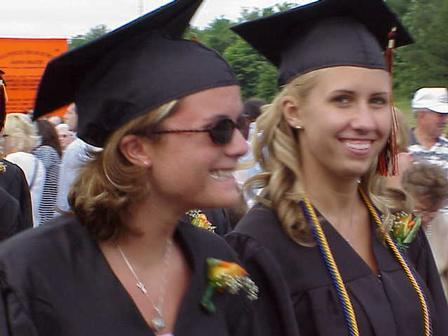 Graduation (June of 2003)23