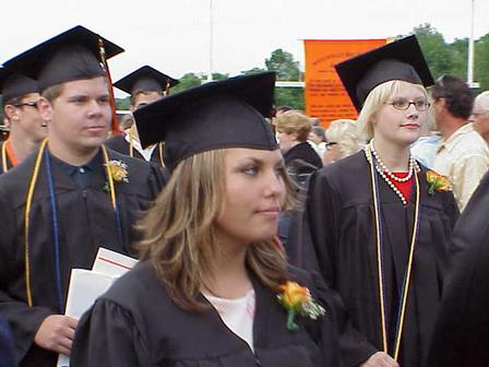 Graduation (June of 2003)26