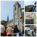 Photos & Video from Rosary Mob at Saint Ann's