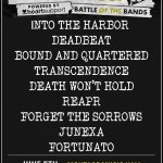 IMATTER FEST 2020 BATTLE OF THE BANDS COMING TO THE MONTAGE MUSIC HALL FRIDAY 6.5.20!