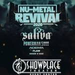 NU-METAL REVIVAL TOUR 2020 COMING TO SHOWPLACE THEATER OF BUFFALO TUESDAY 7.21.20!