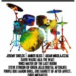 THE 5TH ANNUAL DRUMMERS ONLY SHOWCASE SUNDAY 11.29.20!