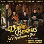 THE DOOBIE BROTHERS 50TH ANNIVERSARY COMES TO DARIEN LAKE TUESDAY 8.7.2021!