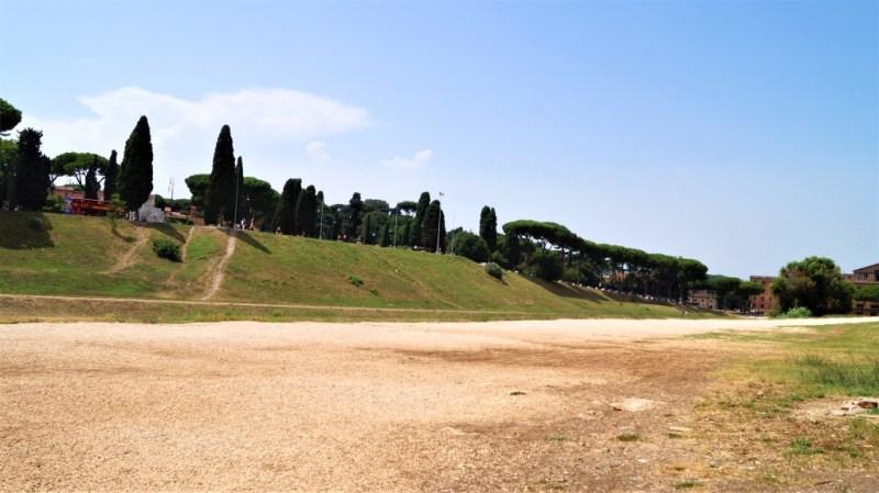 Hier befand sich der Circus Maximus von Rom