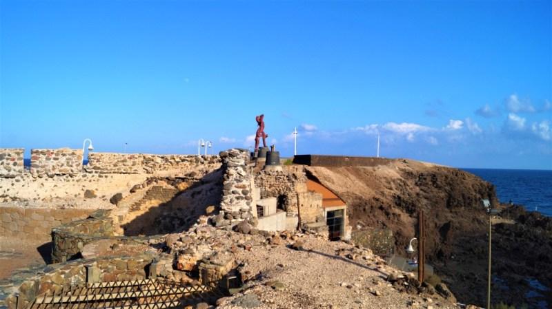 Aussichtspunkt am Risco Verde in Arinaga