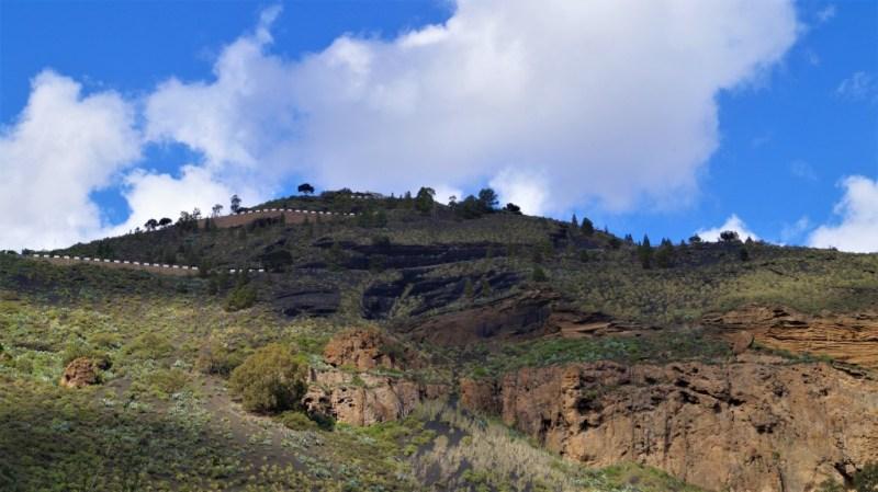 Den Bandama Krater hinauf bis zum Pico de Bandama laufen
