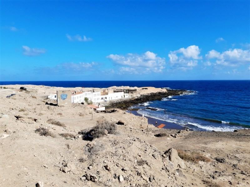 Playa de El capron - ein Geheimtipp