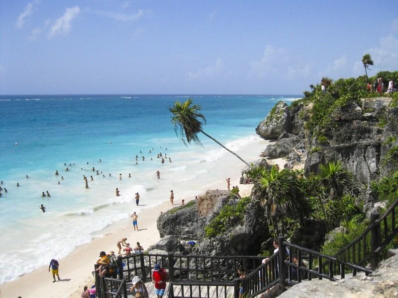 Mexiko ist Tropenparadies
