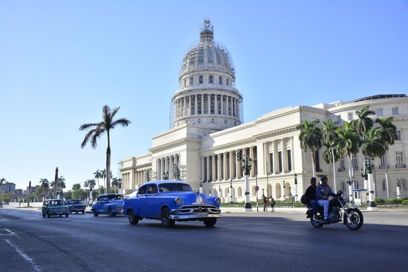 Die Hauptstadt Kubas - Havanna