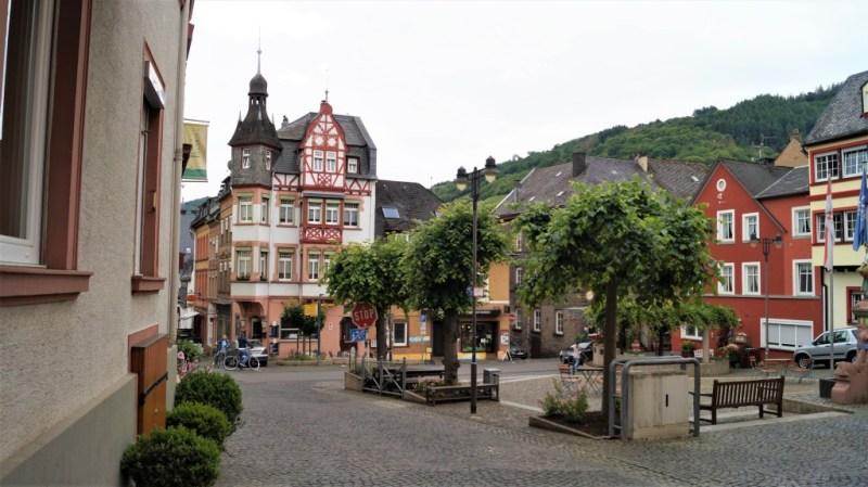 Altstadt an der Mosel