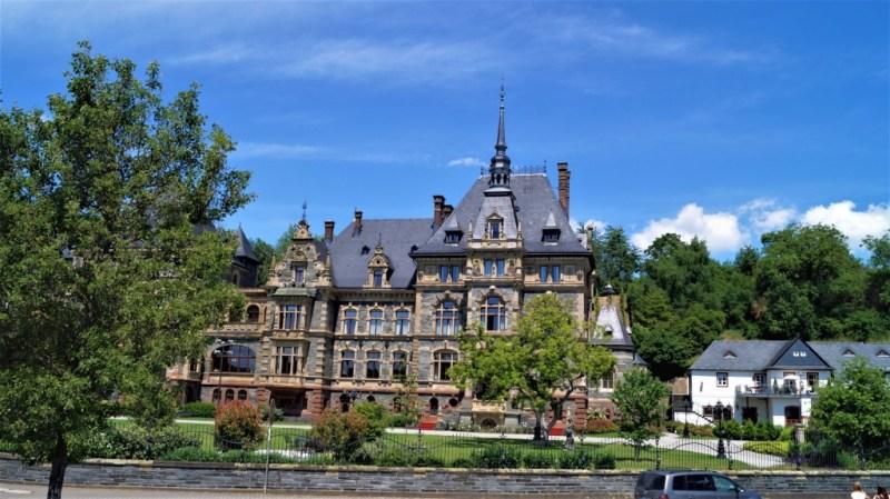 Schloss Liser an der Mosel