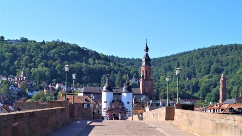 Brückentor in Heidelberg