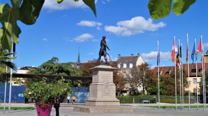 General Rapp in Colmar
