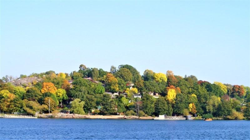 Kleingärten von Stockholm