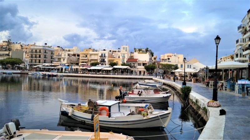 Bucht Agios Nikolaos