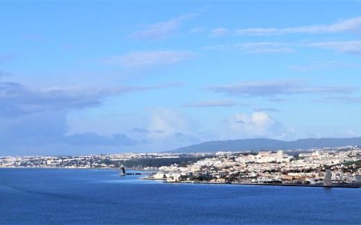 Vom Tajo, über den Tejo - eine Reise zum atlantischen Ozean