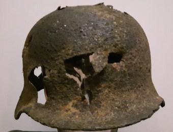 Duitse helm wo2