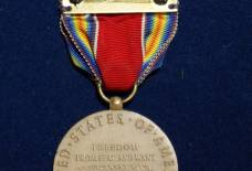 U.S.A. Victory medaille wo2
