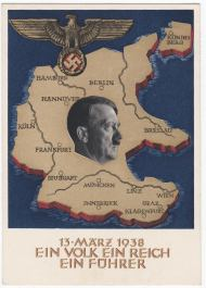 13 marz 1941 ein Reich ein Volk ein Fuhrer