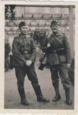 Foto Duitse soldaten wo2