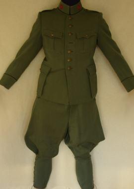 Nederlands uniform 1940 uit wo2 ww2 de tweede wereldoorlog
