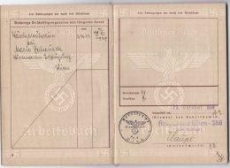 Arbeitsbuch Wien stempels