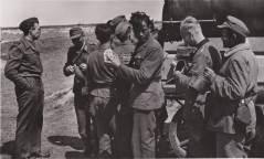 Kaartenserie ansichtkaart duitse soldaten Uittocht der Edel Germanen